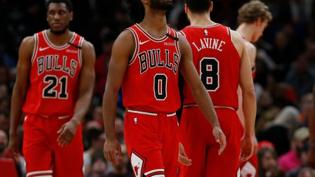 Coby White, Chicago Bulls Will Be Thrown Into Fire Right Away In 2020-21  Season