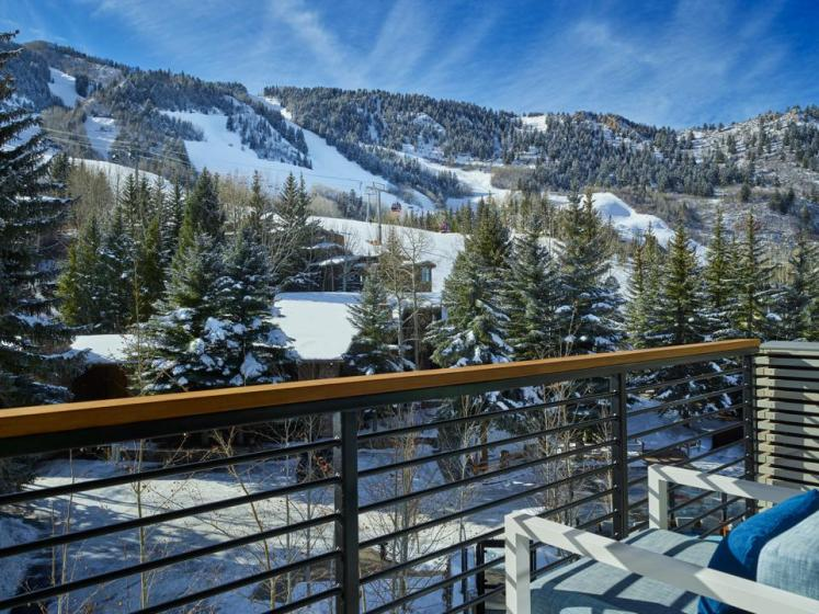 A view from the W Aspen