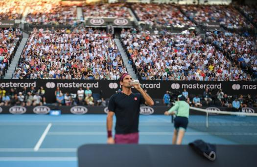 Roger Federer Withdrawing From Australian Open, Working On ...
