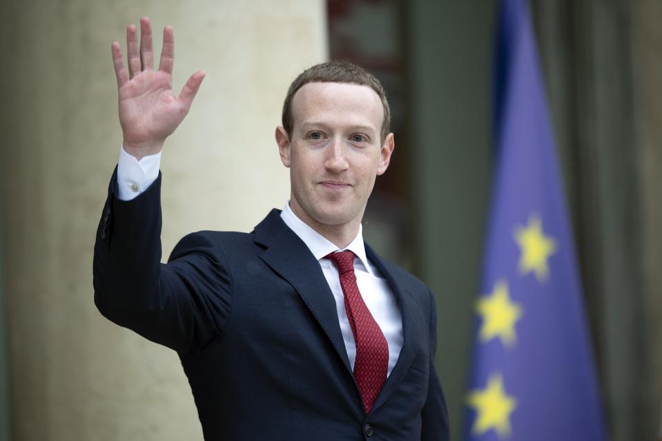 Facebook CEO Mark Zuckerberg told employees that many would work remotely indefinitely.