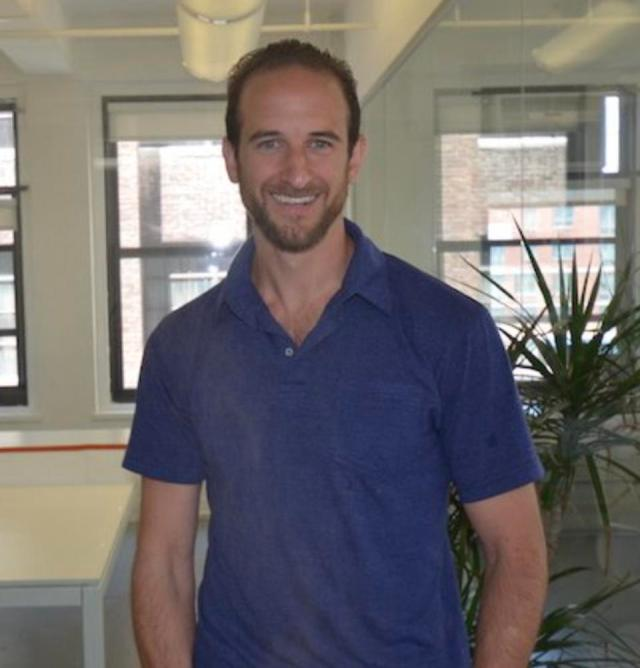 Co-founder and co-CEO Goldberg