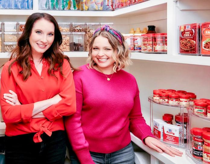 the home edit in a pantry