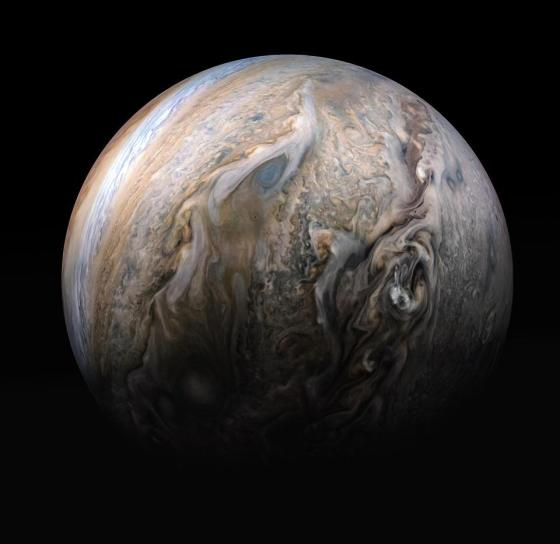 In 2020, NASA scientists made a bunch of new discoveries using data from their Juno spacecraft on Jupiter.