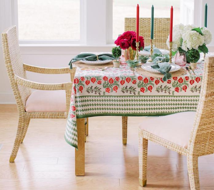 society social chairs and dining table
