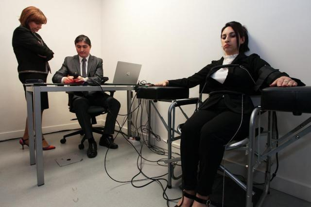 Polygraph Tests For Federal Forces