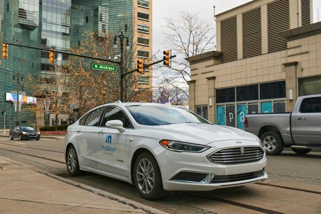 Mobileye recently expanded its automated driving test program from Israel and Germany to Detroit
