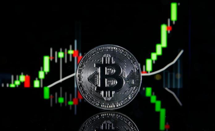 bitcoin, bitcoin price, defi, ethereum, polkadot, chainlink, aave, image