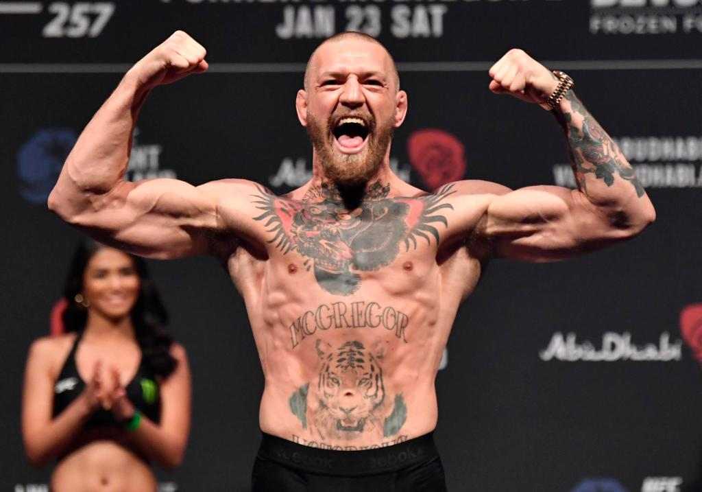 Conor McGregor Career Earnings, Net Worth and Info