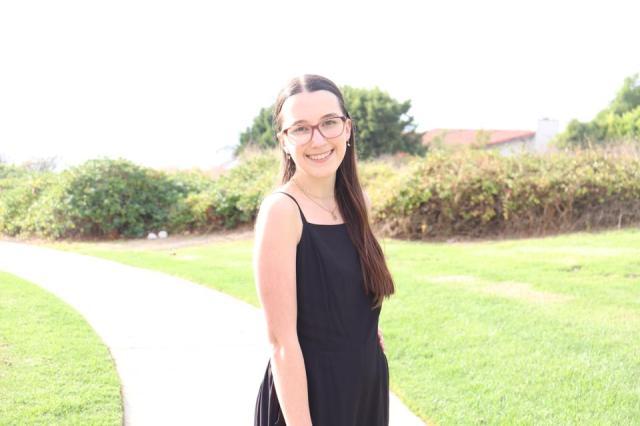 Young entrepreneur Naomi Porter