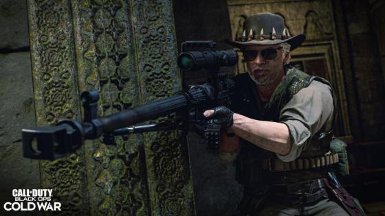 New Cold War sniper rifle