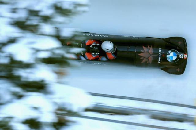 BMW IBSF Bobsleigh + Skeleton World Cup