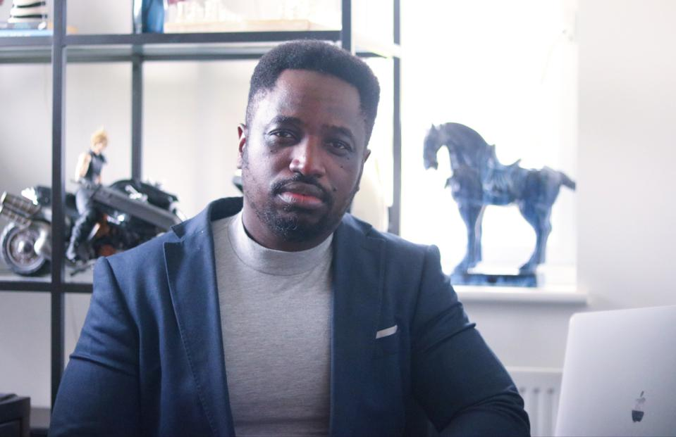 Tobias Ighofose, Founder of BisonPlay