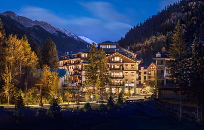 Taos Ski Valley's newly built LEED certified hotel The Blake