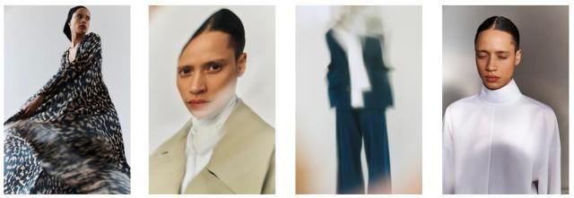 Maison Rabih Kayrouz. MRK. Paris Fashion Week. Paris. RTW. AW21. Rabih Kayrouz.