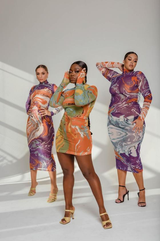 Kai Collective Gaia Dresses
