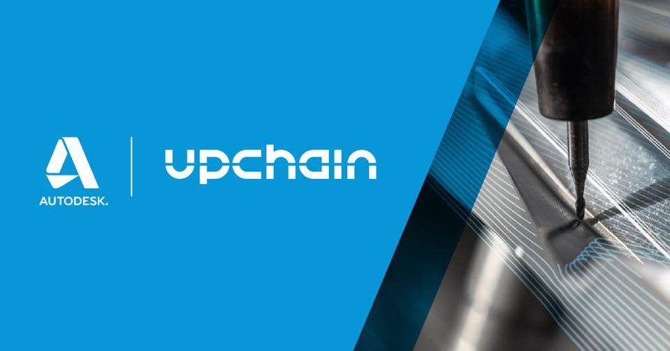 The Autodesk purchase of Upchain serves as the ″grand unifying theory″ for their own and other company's apps.