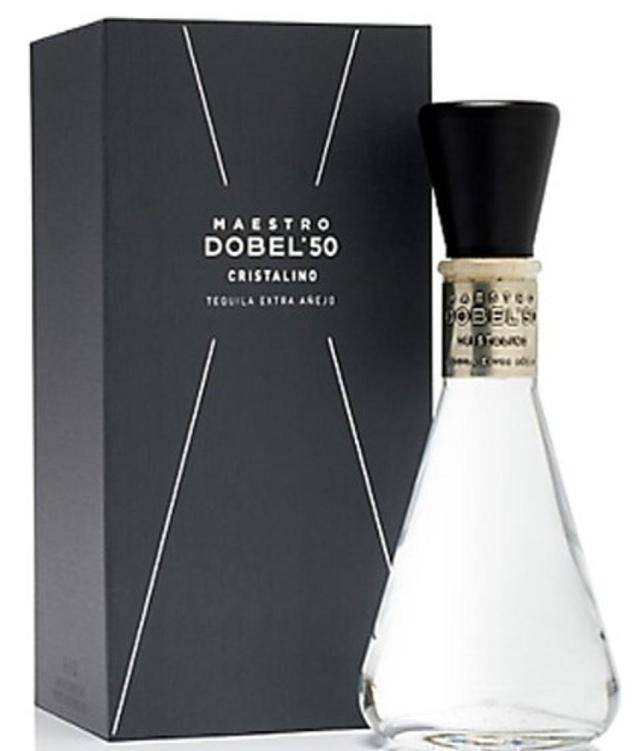 Maestro Dobel, 50 Cristalino Extra Añejo