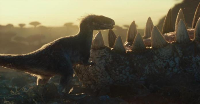 Jurassic World: Dominion Trailer Finally Features Feathered Dinosaurs