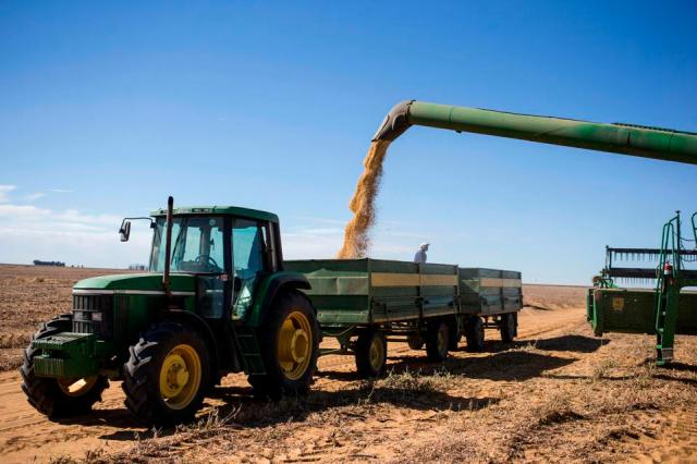 SAFRICA-AGRICULTURE-ECONOMY