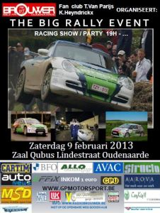 Big Rally Event 2013
