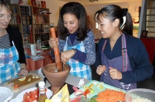 Salade de Papaye verte (Som Tam) - Recette thaïlandaise - Spécial Thaïlande