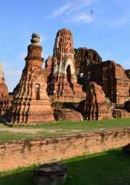 Wat Maha That à Ayutthaya (วัดมหาธาตุ)