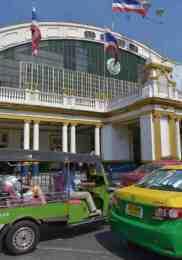 Gare Bangkok – Hua Lamphong Bangkok