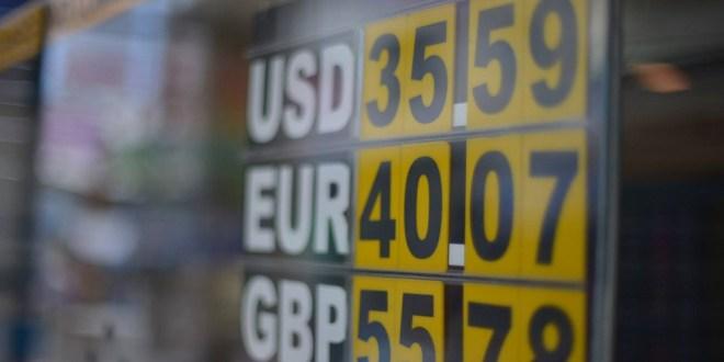Changer euro en bath au bureau de change thailande.