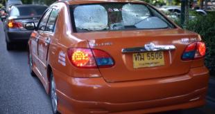 Tout sur le Taxi en Thaïlande. (Pour les nuls)