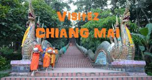 Visiter Chiang Mai Itinéraire
