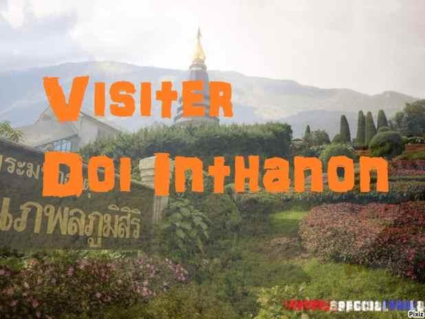 Visiter Doi Inthanon le parc naturel