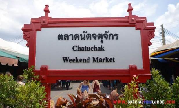 chatuchak market à bangkok
