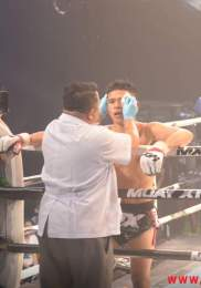 Boxe thai à Bangkok 5