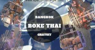 Muay Thai / Boxe thaï à Bangkok