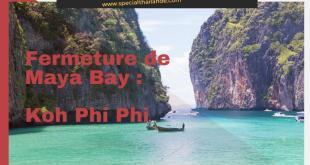 Koh Phi Phi fermé