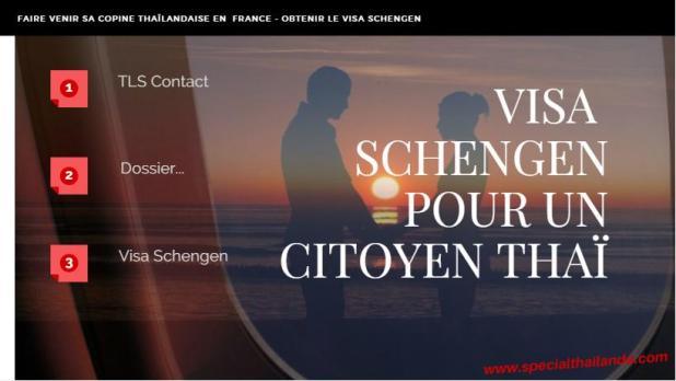 Visa Schengen Thaïlande - Faire venir sa copine thaïlandaise en France
