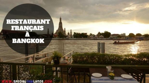 Restaurant Français à Bangkok