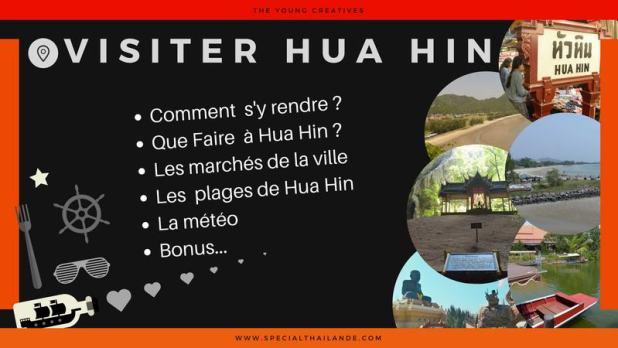 Que faire à Hua Hin Visiter