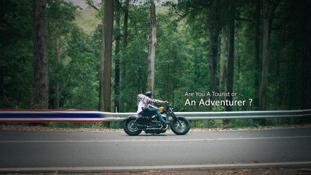 road trip moto en Thaïlande