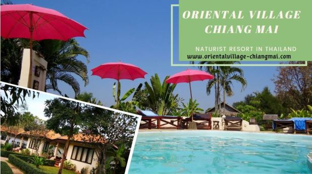 Oriental Village Chiang Mai Hôtel Naturiste en Thaïlande