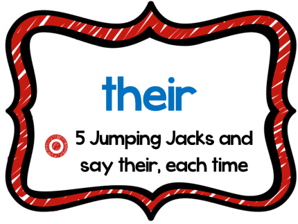 Sight Word Practice Ideas