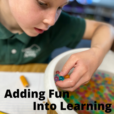 Adding Fun Into Learning