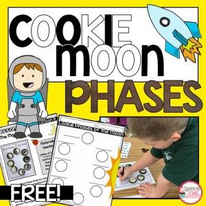 Oreo Moon Phases Activities