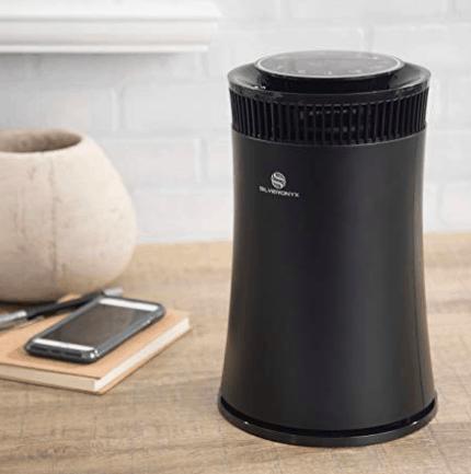 The best UV Light Air Purifier - Silver Onyx