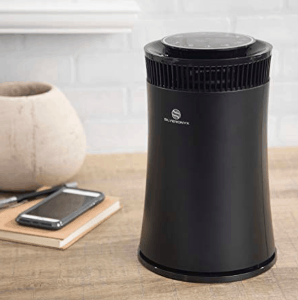 The best UV Light Air Purifier - Silver Onyx