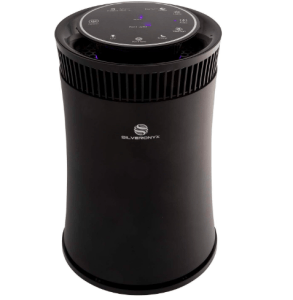 Best Air Purifier for smoke - Silver Onyx