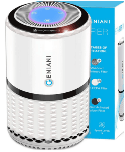 Geniani Home Small Air Purifier
