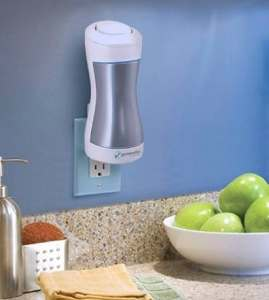 Germ Guardian Pluggable Air Freshener - Purifier & Sanitizer​