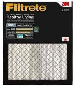 Filtrete MPR 2800 AC Furnace Air Filter