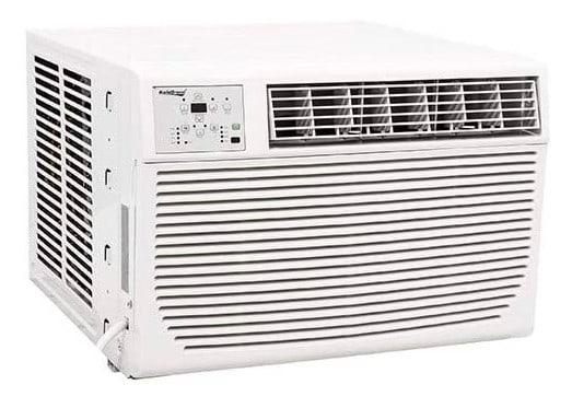 Koldfront WAC12001W 12,000 BTU 208:230V Heat:Cool Thru the wall Air Conditioner